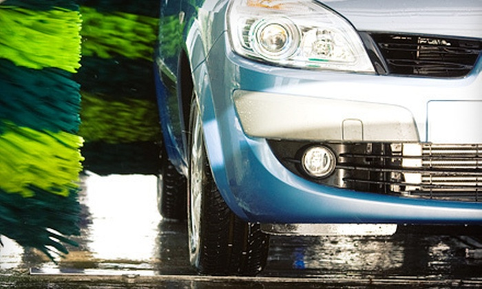 Crystal Clean Car Wash - Douglas Station Commercial Park: $20 for Five Ultimate Automatic Car Washes at Crystal Clean Car Wash in Lee's Summit ($40 Value)