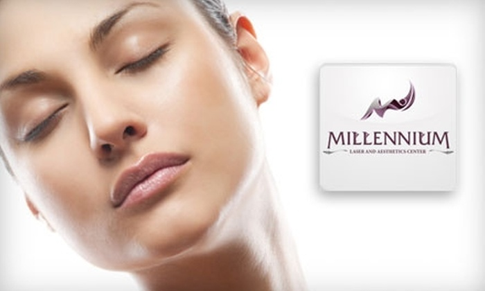 Millennium Laser and Aesthetics Center - Glendale: $99 for an IPL Photo-Facial Treatment at the Millennium Laser and Aesthetics Center in Glendale (Up to $400 Value)