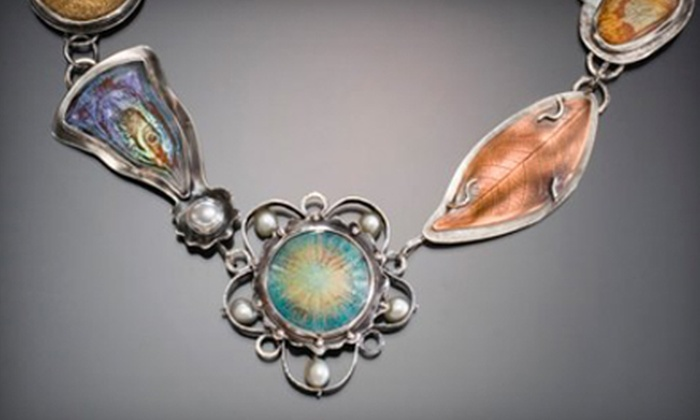 Chicago Jewelry and Lapidary School - Wheeling: Jewelry-Making Class for One or Four People at The Chicago Jewelry and Lapidary School in Wheeling