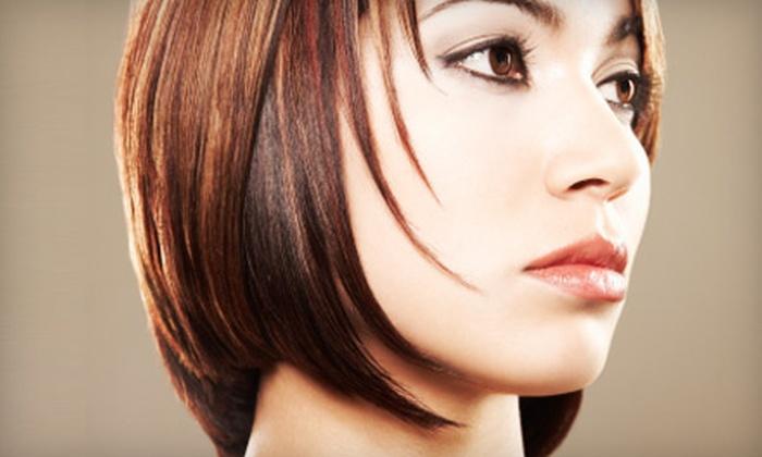 Franselly Hair Design - Downtown Kingston: Women's or Men's Haircut Packages at Franselly Hair Design