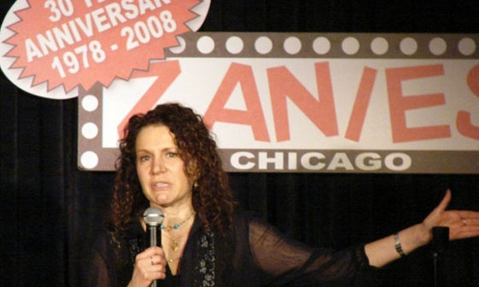 """null - Chicago: """"Zaniest Person in Chicago"""" for $12"""