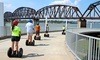 Wheel Fun Rentals - Waterfront Park: Waterfront Segway Tour for Two, Four, or Eight from Wheel Fun Rentals (Up to 60% Off)