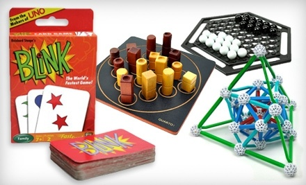 $50 Groupon to Marbles: The Brain Store - Marbles: The Brain Store in