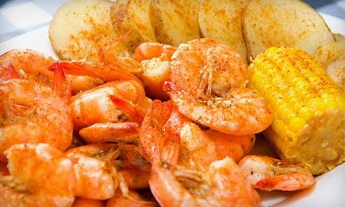 Seafood Heaven - Pine Hills: $15 for $30 Worth of Seafood Fare at Seafood Heaven