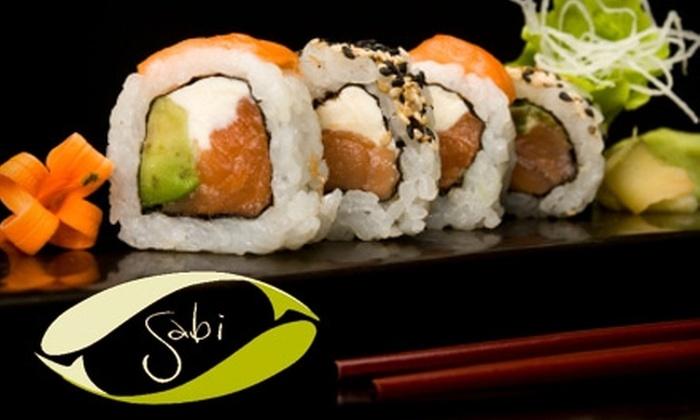 Sabi Asian Bistro - Davidson: $10 for $20 Worth of Sushi and More at Sabi Asian Bistro in Davidson