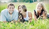 Lauren Tomasella Photography - Huntsville: $59 for a One-Hour, On-Location Photo Session and an Image CD from Lauren Tomasella Photography ($445 Value)