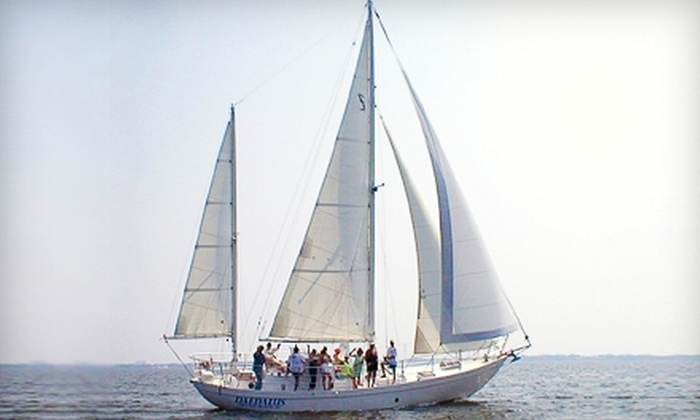 the Daedalus - Orange Beach: $50 for $100 Worth of Sailing Experiences Aboard the Daedalus