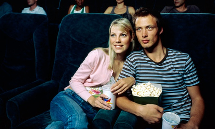 Flagship Cinemas - Multiple Locations: $19 for a Movie Outing for Two with Popcorn and Drinks at Flagship Cinemas in Wareham and New Bedford ($38 Value)