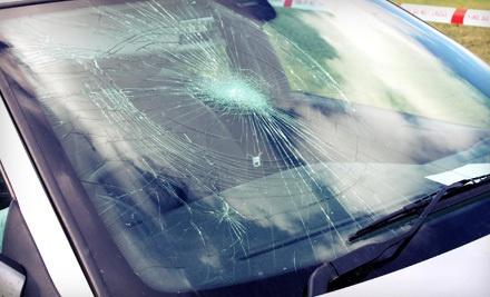 1 Windshield Rock-Chip Repair (a $69 value) - Richardson Auto Glass in Richardson