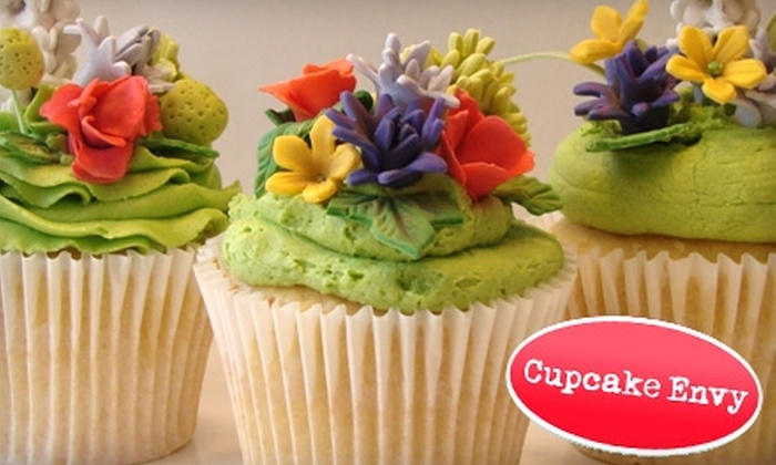 Cupcake Envy: $29 for a Cupcake Envy Instructional DVD Set Autographed by Chef Amy Eilert