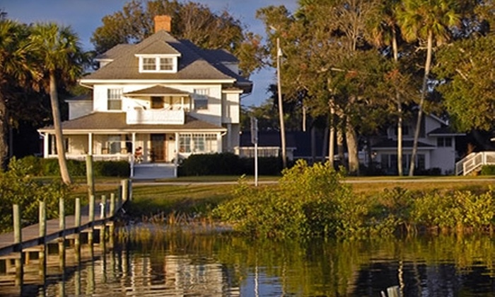 Night Swan Intracoastal Bed & Breakfast - New Smyrna Beach: $79 for a One-Night Stay at Night Swan Intracoastal Bed & Breakfast in New Smyrna (Up to $212 Value)