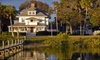 Night Swan Intracoastal A and B - New Smyrna Beach: $79 for a One-Night Stay at Night Swan Intracoastal Bed & Breakfast in New Smyrna (Up to $212 Value)