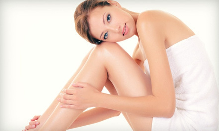 Rejuvenation Group - Moran Laser & Salon Suites: Six Laser Hair-Removal Sessions on a Small, Medium, or Large Area at Rejuvenation Group in Brentwood (Up to 93% Off)