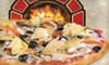 RedBrick Pizza - Albuquerque: $7 for $15 Worth of Fire-Roasted Fare, Drinks, and Gelato at RedBrick Pizza