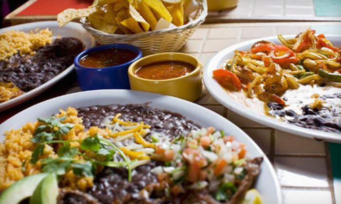 La Parilla - West Hills: $7 for $15 Worth of Mexican Fare at La Parilla