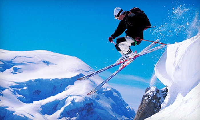Twin Peaks Rental and Repair - Cottonwood Heights: $15 for a One-Day Ski or Snowboard Rental Package from Twin Peaks Rental and Repair (Up to $30 Value)