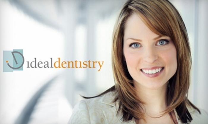 Ideal Dentistry - Tampa Bay Area: $149 for In-Office Zoom! Teeth Whitening at Ideal Dentistry ($500 Value)