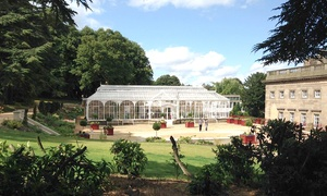 Wentworth Castle Gardens: Wentworth Castle Gardens: Entry for Two or a Family of Three or Four (Up to 36% Off)