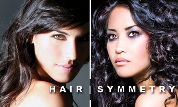 Hair Symmetry - Franklin Park: $15 for a Haircut at Hair Symmetry ($30 Value)