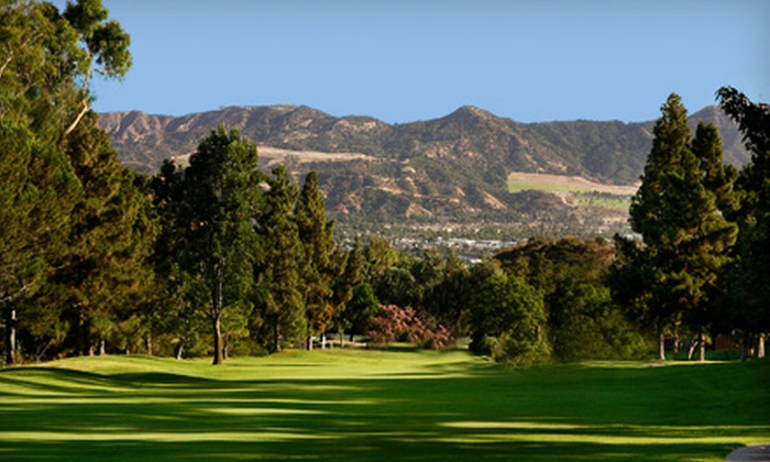 DeBell Golf Club - Burbank: Golf and Cart Rental for Two or Four Players at DeBell Golf Club in Burbank