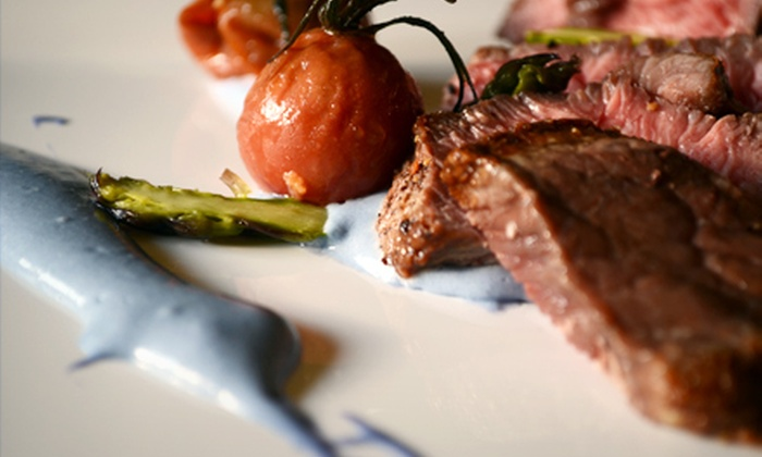 Wolf Cuisine - Beverly Hills: $99 for a 10-Course Delivered Meal for Up to Two from Wolf Cuisine ($200 Value)
