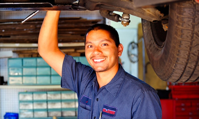 Best Western Transmission - Multiple Locations: $19 for a Full-Service Oil Change at Best Western Transmission ($39.95 Value)