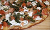 Geppetto's Grilled Pizzeria - Providence: Pizza-Grilling Class and Five-Course Dinner for Two or Four at Geppetto's Grilled Pizzeria (Up to 60% Off)