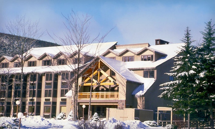 The Valley Inn - Waterville Valley, NH: Two-Night Stay with a Bottle of Wine at The Valley Inn in Waterville Valley, NH