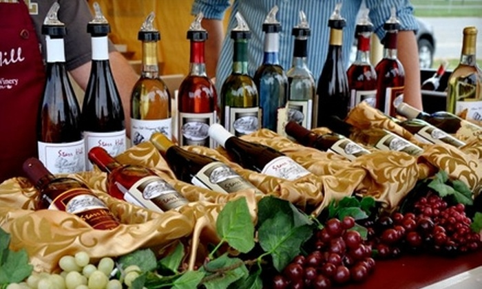Taste of Pennsylvania Wine and Music Festival - York: $12 for One Regular Weekend Pass to the Taste of Pennsylvania Wine and Music Festival in York ($25 Value)