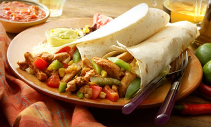 Salsa Verde - Concord: $10 for $20 Worth of Mexican Fare and Two Coronas or Soft Drinks at Salsa Verde in Concord (Up to $27.50 Value)
