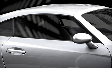 Window Tinting for 2 Front Windows (an $80 value) - Superior Tint in Boca Raton
