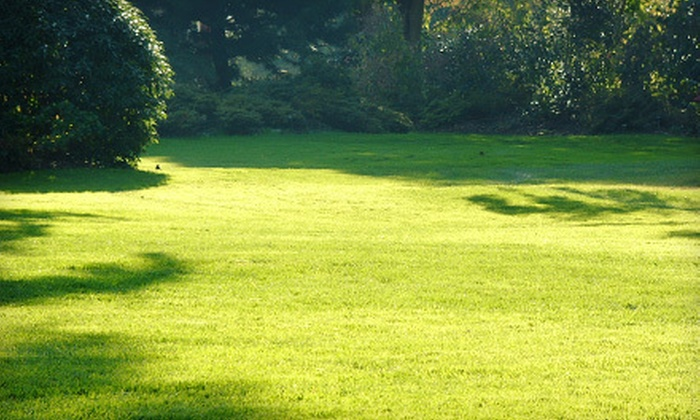 Exquisite Lawn Care and Landscaping - Richmond: Four Lawn-Care Service Visits for Up to Half or Full Acre from Exquisite Lawn Care and Landscaping (Up to 61% Off)