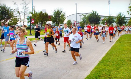 Oklahoma Run to Defeat Diabetes on Sat., Sept. 17 at 9:00AM: Entry and a T-shirt for 1 Person - Oklahoma Run to Defeat Diabetes in Norman