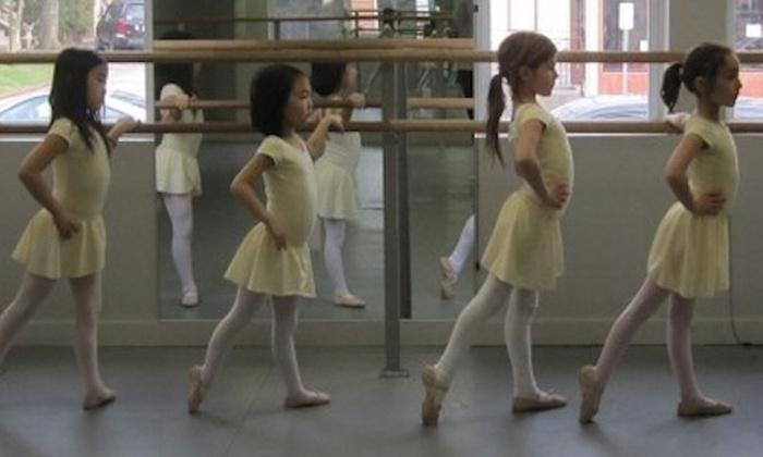 Philadelphia Studio Ballet - Haverford: Up to 51% Off dance classes at Philadelphia Studio Ballet in Haverford