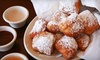 Dhat Island - Redlands: $8 for $16 Worth of Beignets and Dessert Drinks at Dhat Island in Redlands