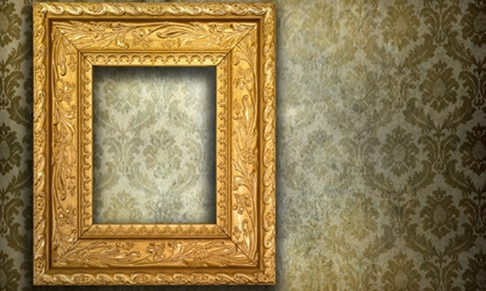 Renaissance Framing Gallery - Neighborhood Nine: $55 for $125 Worth of Custom Framing at Renaissance Framing Gallery in Cambridge