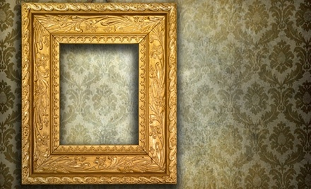 $125 Groupon to Renaissance Framing Gallery - Renaissance Framing Gallery in Cambridge