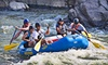 Potomac Paddlesports - Potomac: $62 for a Four-Hour Whitewater-Rafting Trip Through Mather Gorge from Potomac Paddlesports ($125 Value)