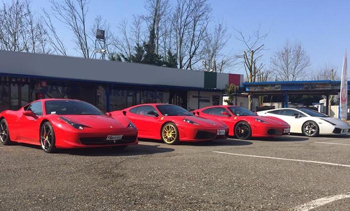 Fino a 8 giri su Ferrari, Lamborghini o Porsche da GT Experience (sconto fino a 80%). Valido in 6 sedi