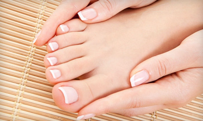 Finesse Surgical Solutions - San Marcos: Laser Toenail-Fungus Removal on One or Both Feet at Finesse Surgical Solutions in San Marcos (Up to 72% Off)
