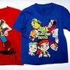 $8.99 for Jake and the Never Land Pirates Toddler Tee