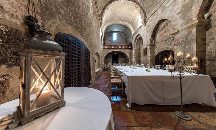Abbaye de sainte croix salon de provence provence alpes for Croix rouge salon de provence