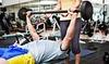 Powerhouse Gym  - Trenton: One-Month Gym Membership or Three or Six 60-Minute Personal-Training Sessions at Powerhouse Gym (Up to 75% Off)
