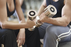 Lonestar fitness center: One-Month Membership with a Personal-Training Session at Lonestar Fitness Center (57% Off)