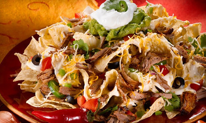 The Border - Carrollton: Mexican Cuisine and Drinks at The Border (Up to 58% Off). Three Options Available.