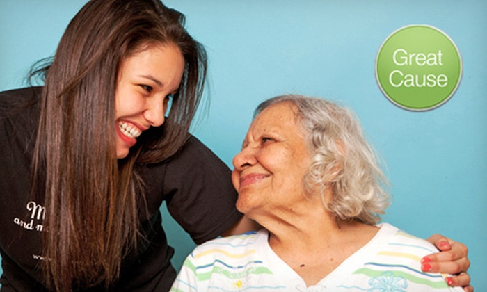 GlamourGals Foundation, Inc. - Indianapolis: $10 Donation to Help Teens Volunteer with Seniors