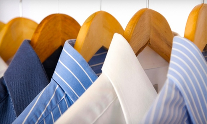 Larissa's Alterations and Dry Cleaning - Kansas City: Alterations or Dry Cleaning at Larissa's Alterations and Dry Cleaning (Up to 55% Off)