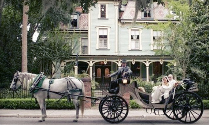 Magnolia Plantation Bed and Breakfast Inn - Melton Manor: Two- or Three-Night Stay for Two at Magnolia Plantation Bed and Breakfast Inn (Up to 54% Off)