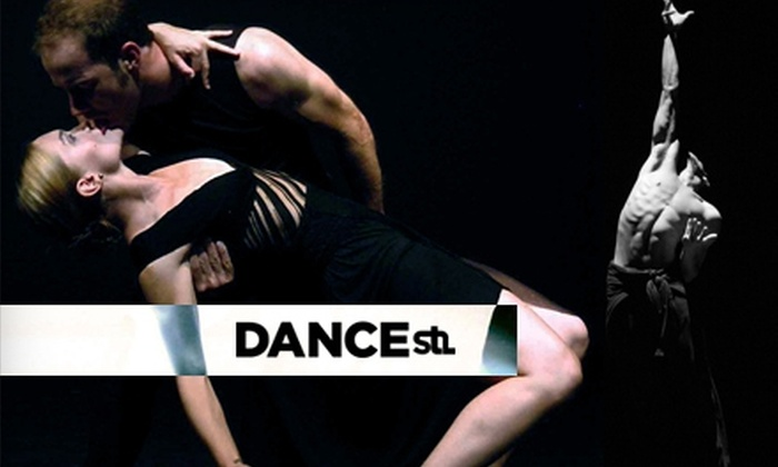 Dance St. Louis (Touhill Performing Arts Center) - Multiple Locations: $25 for One Ticket to Aszure Barton & Artists Presented by Dance St. Louis at Touhill Performing Arts Center (Up to $50 Value). Click Here for March 26 at 8 p.m. See Below for Additional Performances.