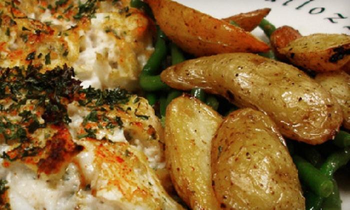Vallozzi's - Hempfield: $17 for $35 Worth of Italian Dinner Cuisine at Vallozzi's in Greensburg